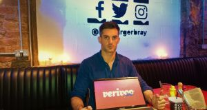 "Matthew O'Sullivan, cofounder of Verivoo: ""Verivoo is like TripAdvisor or Yelp in that people can share dining experiences, but we verify reviewers and their reviews."""