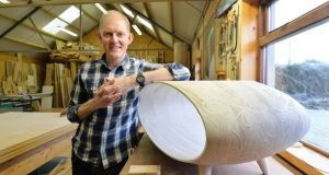 President's Chair maker John Lee scoops €15,000 prize