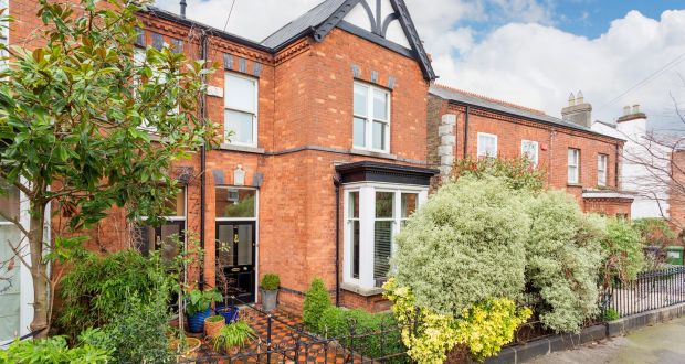 Stand Out Edwardian Redbrick In Ranelagh For EUR875000