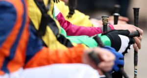 Racing officials believe a problem with recreational drugs is mainly confined to younger jockeys. Photograph: Cathal Noonan/Inpho
