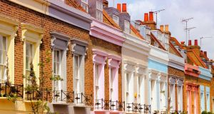 Houses in London: the Irish Revenue will hold you liable for tax over the full period of ownership of the UK property even though the British are only concerned with gains since April 2015