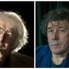 """Perhaps I was too much in awe of him to describe him as a friend,"" says Stephen Rea, right, of Seamus Heaney. Photographs: Matt Kavanagh, Brenda Fitzsimons"