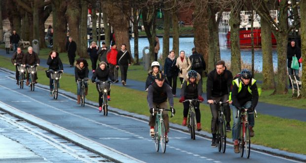 dublin cycling