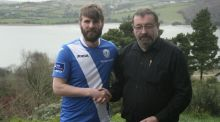 Finn Harps have confirmed the signing of Paddy McCourt. Photo: Finn Harps/Twitter