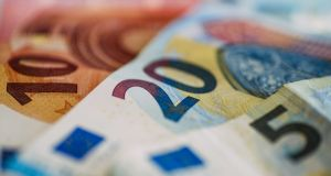 Inflation has risen for the first time in the Irish economy in six months. Photograph: iStock
