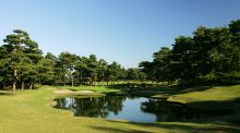 Kasumigaseki Country Club is due to host the Olympic golf tournament in 2020. Photo: Getty Images