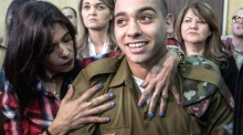 Israeli soldier sentenced to 18 months for killing wounded Palestinian attacker