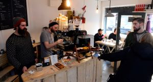 Review: Finally, a hipster coffee joint with fabulous food