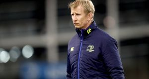 Agency chairman Leo Cullen is also head coach with Leinster Rugby: Photograph: INPHO/Ryan Byrne