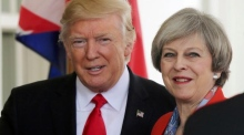 Lively debate sees British MPs split on Trump state visit