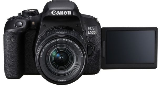 Canon's 800D takes aim at entry-level photographers