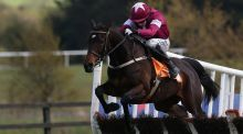 Apple's Jade  on the way to winning    at Punchestown last year. Photograph: Brian Lawless/PA Wire