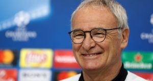 "Leicester City manager Claudio Ranieri: ""If we win, something inside could change. We need one match like this."" Photograph: John Sibley/Reuters"