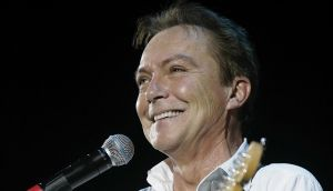 David Cassidy has revealed he is battling dementia. File photograph: PA Wire