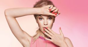 Sally Hansen Complete Salon Manicure - your genie in a bottle this spring