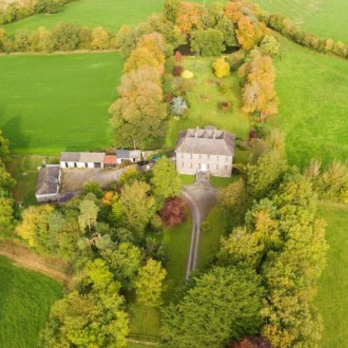 Kilkenny manor with an attic fit for a princess - The Irish Times