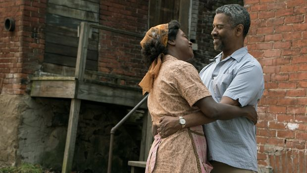 "Denzel Washington will win best actor for ""Fences""; his co-star Viola Davis is certain to win best supporting actress"