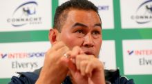 Pat Lam believes new Connacht coach Kieran Keane will prove a hit at the province. Photograph: James Crombie/Inpho