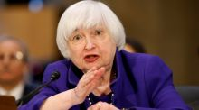 "Federal Reserve Chair Janet Yellen told US Congress  last week that ""a further adjustment of the federal funds rate would likely be appropriate"" if the economy continues to evolve in line with their expectations. Photograph: Joshua Roberts/Reuters"