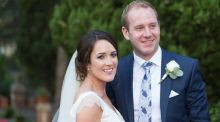 Our Wedding Story: 'Initially cringey' blind date leads to love