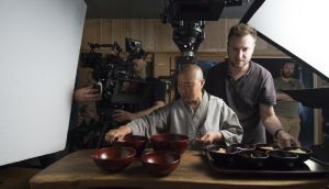 Food as philosophy: Jeong Kwan and David Gelb in the first episode of Chef's Table