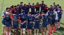 There are three changes to the French team to play Ireland on Saturday. Photograph: Reuters