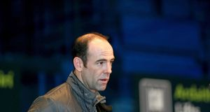 Chief Executive of the GPA and former Kildare midfielder, Dermot Earley. Photograph: Inpho
