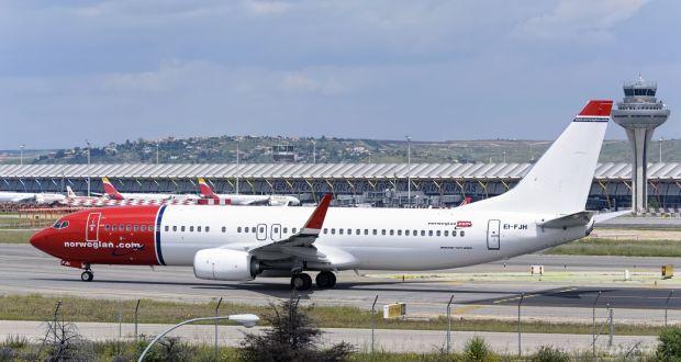 Norwegian Will Provide The First Ever Transatlantic Flights From Cork Photograph Istock