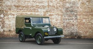 A 'Reborn' Series I Land Rover: Land Rover isn't remanufacturing these cars from the ground up, it's using original cars as donor vehicles, but neither is this traditional restoration. It's something different again.