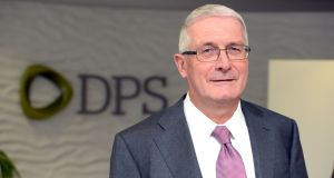 DPS chief executive Frank Keogh said the company will closely follow Brexit negotiations. Photograph: Cyril Byrne