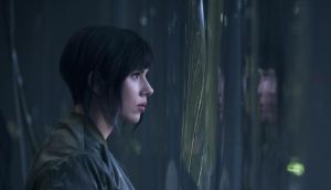 Scarlett Johansson: she, rather than a Japanese actor, is the star of the manga film Ghost in the Shell