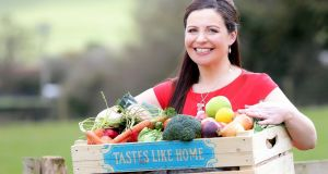 If you'd like Catherine Fulvio to bring a taste of home  to a family member living abroad, apply now