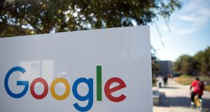 Googleplex in Menlo Park, California: Public companies like  Google, Amazon and Facebook   have been richly rewarded for prioritising long-term projects ahead of short-term earnings pressures. Photograph: Josh Edelson/AFP/Getty