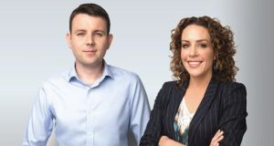 Newstalk Drive: if the intensity of Sarah McInerney's irritation is surprising, it's also entertaining – a fact not lost on her cohost, Chris Donoghue, who gleefully goads her