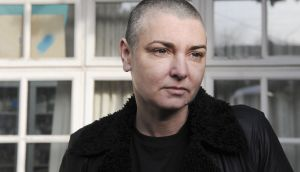 "Singer Sinéad O'Connor: ""Those statements would be false, and I retract them unequivocally."" Photograph:   David Corio/The New York Times"