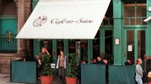 "Mercantile Group-owned Café en Seine: In a solicitor's letter, Dublin publican Frank Gleeson ""trenchantly opposed"" the appointment of former Anglo Irish Bank chief executive David Drumm to the role of finance director at the group. Photograph: Cyril Byrne"