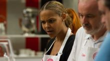 Celebrity MasterChef: Samantha Mumba rumbled amid smoke, swearing and singed celeriac