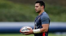 Ben Te'o starts for England this Sunday against Italy. Photograph: Reuters