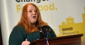 Alliance Party leader Naomi Long says it is time for full transparency on donations. Photograph: Alliance Party/PA Wire