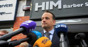 Minister for Social Protection Leo Varadkar said he hoped   personal lives will not be issue in the party's leadership race. Photograph:  Collins