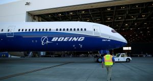 Boeing plans to open its first  European factory in Sheffield in England