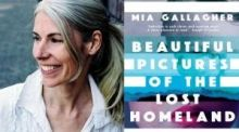 Mia Gallagher happy to have book judged by its cover