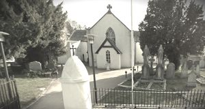 St Patrick's Church in Kilquade Co Wicklow: Kilquade was the site of an incident that became one of the earliest murder trial reports in 'The Irish Times'. Photograph: Google Street View
