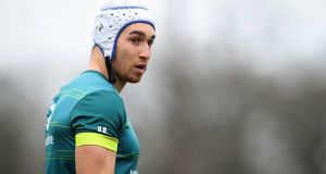 Ireland squad member Ultan Dillane forms part of an experienced core to the Connacht pack. Photograph: Ryan Byrne/Inpho