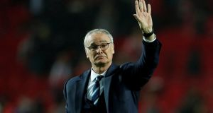 Former Leicester City manager Claudio Ranieri: sacking proved once more that money is all that matters in the world of sport. Photograph: John Sibley Livepic/Reuters
