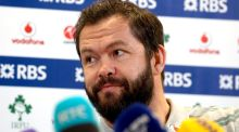 "Andy Farrell: ""I was unbelievably proud to be part of that."" Photograph: ©INPHO/Dan Sheridan"