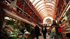 The English Market: A survey of customers suggested the venue was overcrowded and trading had become sidelined to accommodate tour groups. Photograph: Mark Kelleher