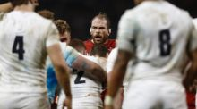 "Alun Wyn Jones: ""You have to try and get into the mind of the opposition,"" said the Welsh captain, ""but it's very easy to overthink these things."" Photograph: Adrian Dennis/AFP/Getty Images"