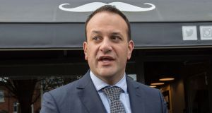'The 'Irish Independent' spent much of the week fretting over how the electorate might cope with Leo Varadkar's private life.' Photograph: Brenda Fitzsimons