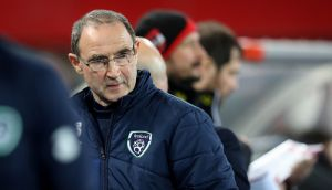 Ireland Manager Martin O'Neill has said he has no interest in taking the Leicester job. Photo: Ryan Byrne/Inpho